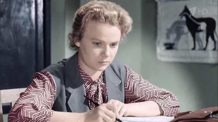 Прелестные учительницы советского кино.