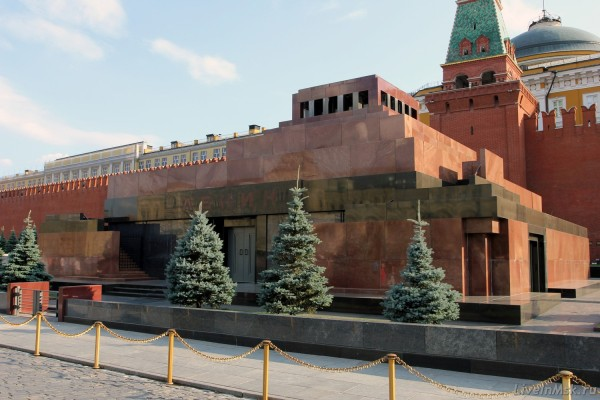 СМИ: В Мавзолее Ленина могут…