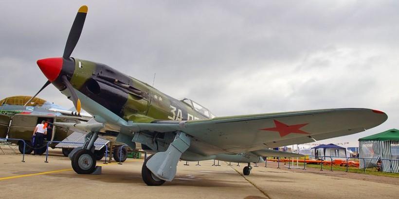 Младший лейтенант Дмитрий Кокорев на истребителе МиГ-3 совершил воздушный таран в первые часы войны