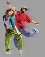 Худеем, танцуя хип-хоп