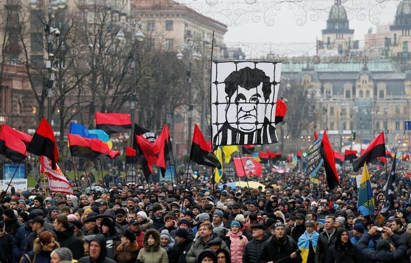 Волнения нарастают: Украину …