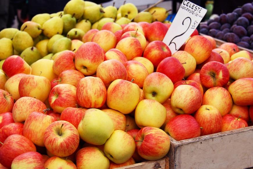 Польским яблокам гнить: Росс…