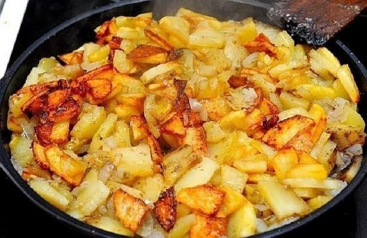 Жарим картошку правильно: 6 …