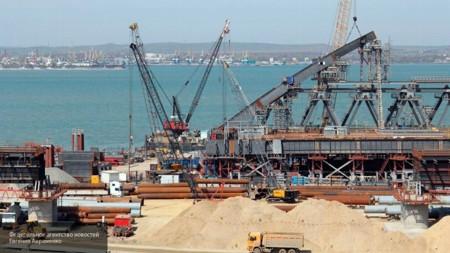 Керченский мост станет проклятием для украинских портов и заводов.
