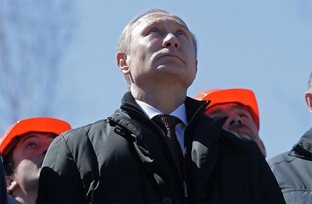 Путин объявил об энергетичес…