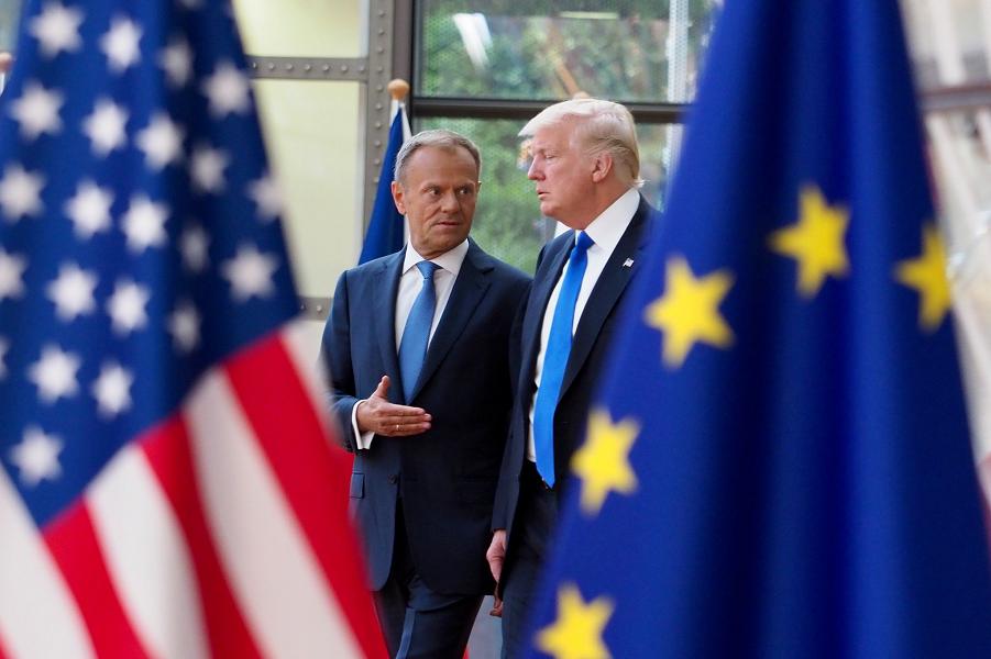 США против ЕС: дипломатический статус понижен
