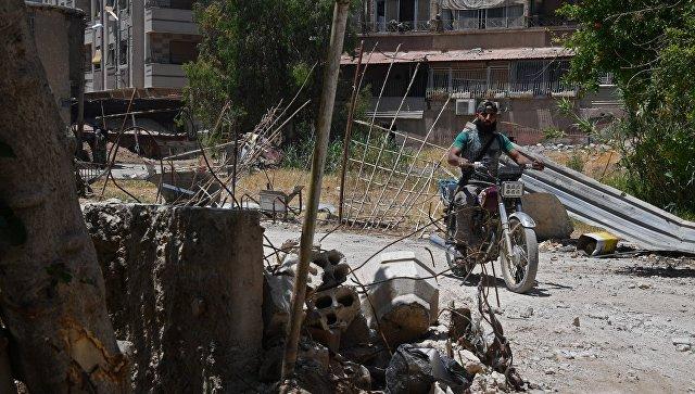 Сирийская армия готовится к наступлению, а граждане строят мирную жизнь