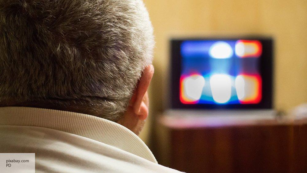 Названа опасность просмотра телевизора для пожилых людей