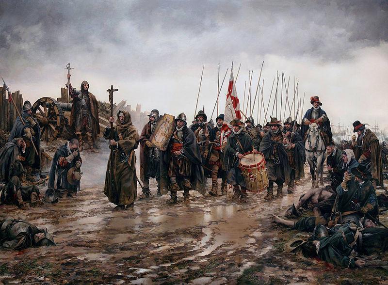 Религиозные войны в Англии