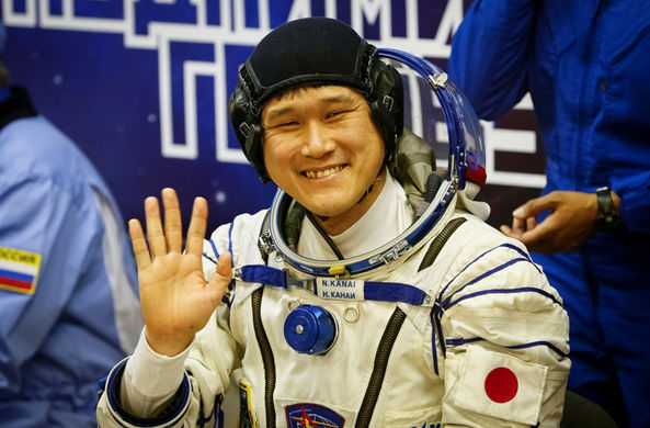 Японский астронавт за время пребывания на МКС вырос на 9 см