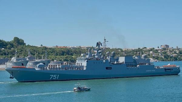 Взяли за жабры: русский фрегат поймал американскую подлодку
