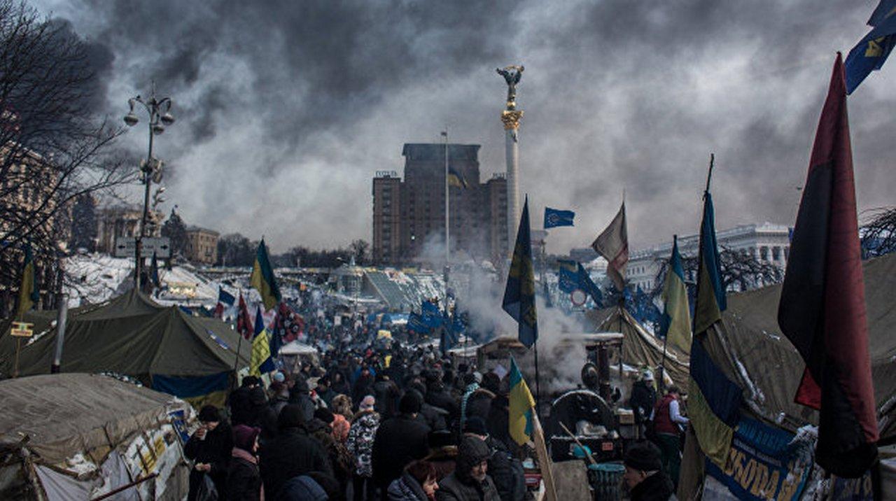 Хроника Евромайдана. 25 января 2014 года: предательство как общее явление. Ростислав Ищенко