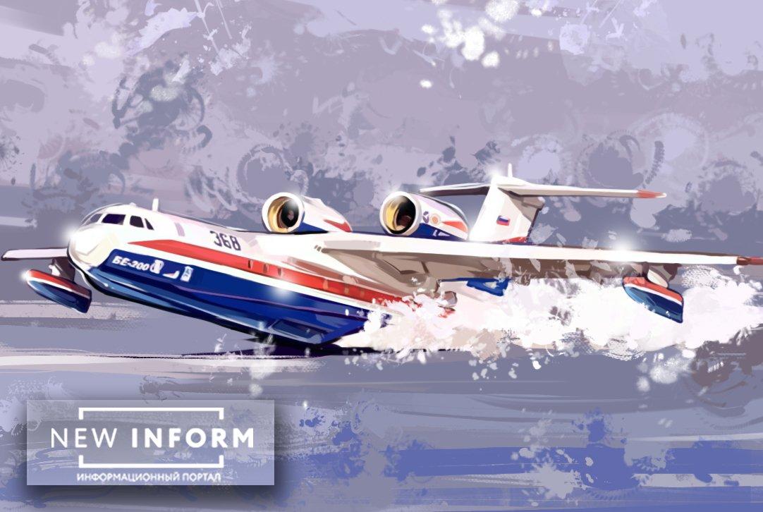 Король экранопланов РФ: инновационный А-080-752 лидирует по высоте полета