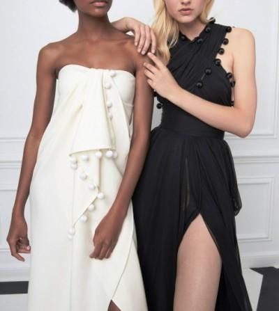 """Oscar de la Renta Круиз 2019 — стильная летняя одежда класса """"люкс"""""""