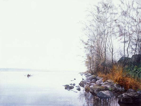 Особая красота, на уровне ощущений —  замечательные пейзажи Константина Романова