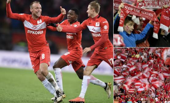 ФИФА поздравила «Спартак» с 95-летием