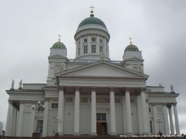 Финляндия: Святыни
