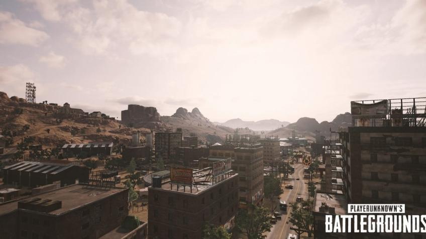 Авторы PUBG поделились новыми скриншотами «пустынной» карты