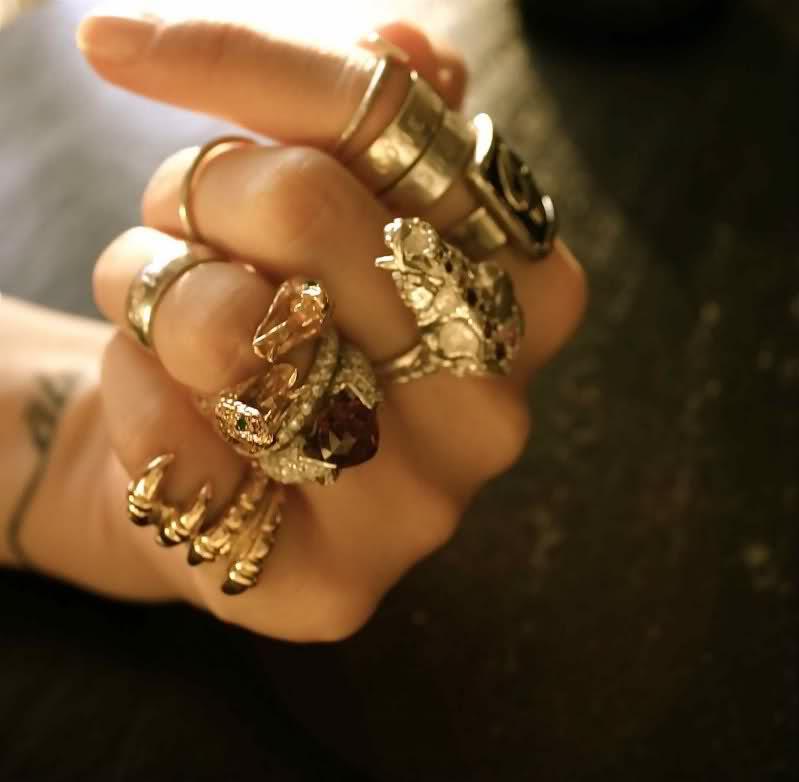 Кольцо своими руками из золота