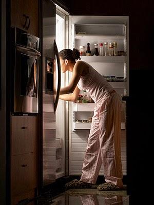 Ночной голод: причины, последствия