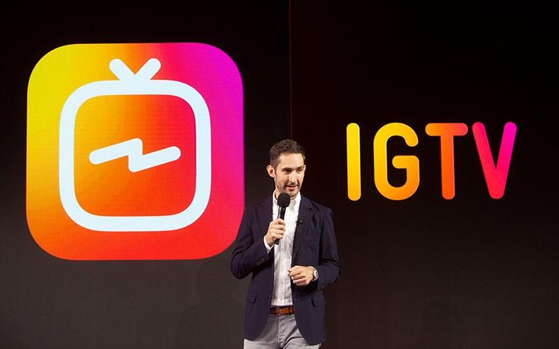 Instagram запускает IGTV для загрузки видео длиною в час. Когда это случится и как будет выглядеть?