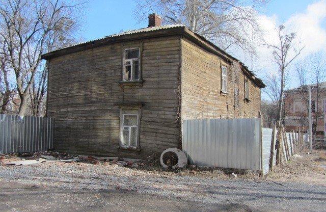 Полтава, Дом на пл. Независимости, 6а города, города украины, нищета, обратная сторона, разруха, трущобы, украина