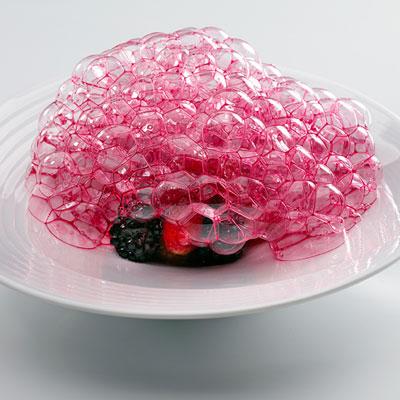 Mugaritz воздушный десерт