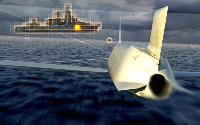 США показали, как будут уничтожать самые мощные крейсеры России