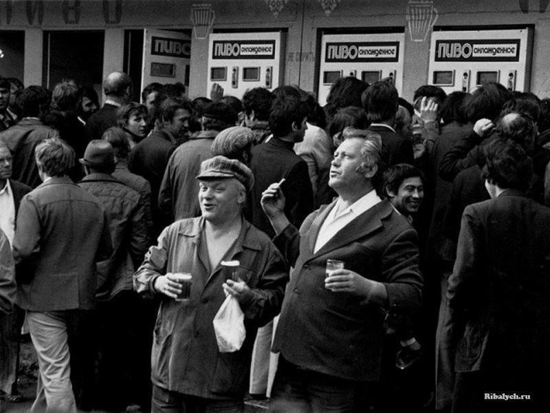 После смены. Норильск, 1980 г. история, люди, мир, фото