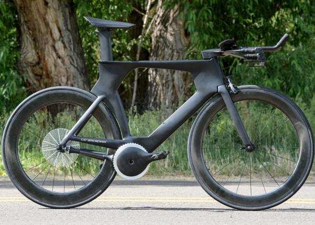 Датчане показали велосипед без переключателя и цепи, но с 13 скоростями