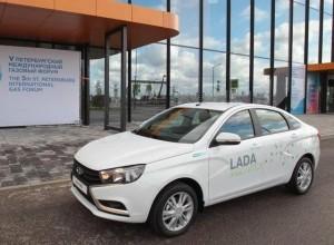 До конца года выпустят около тысячи уникальных Lada Vesta