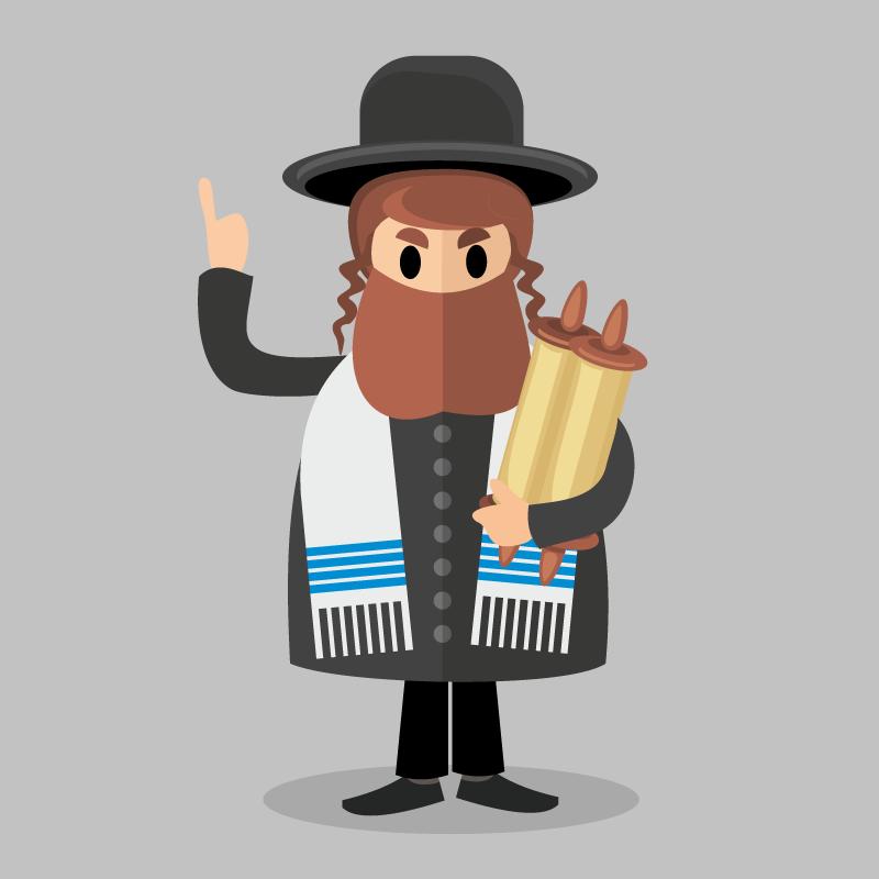 Анекдот про еврея, который ужочень хотел съесть свинины