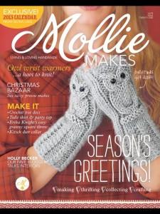 Mollie Makes №12 2012 (рукоделие)