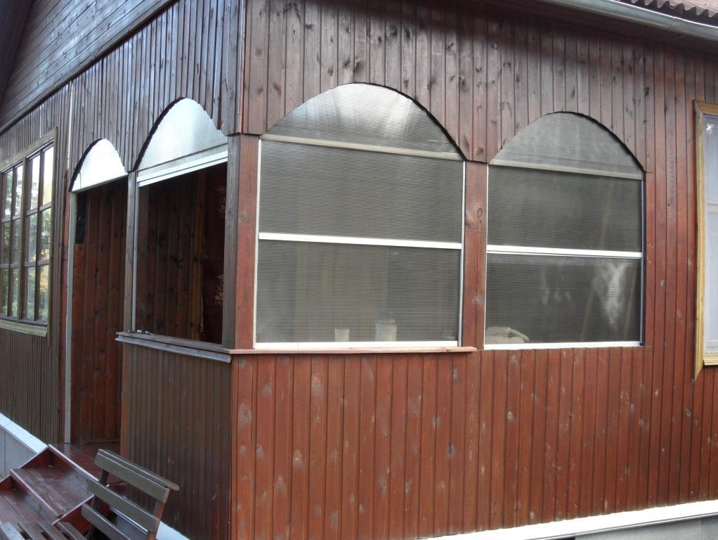 Как сделать окно из поликарбоната