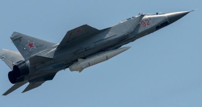 CNBC сообщил об успешных испытаниях в России гиперзвуковых ракет комплекса «Кинжал»