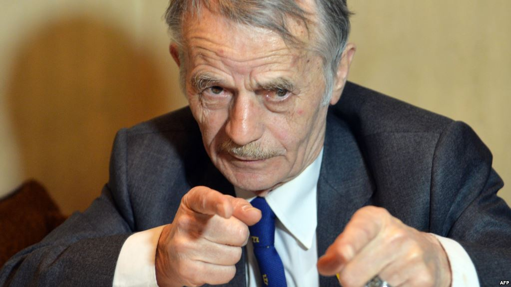 Джемилев предостерег от притеснений русских Украины