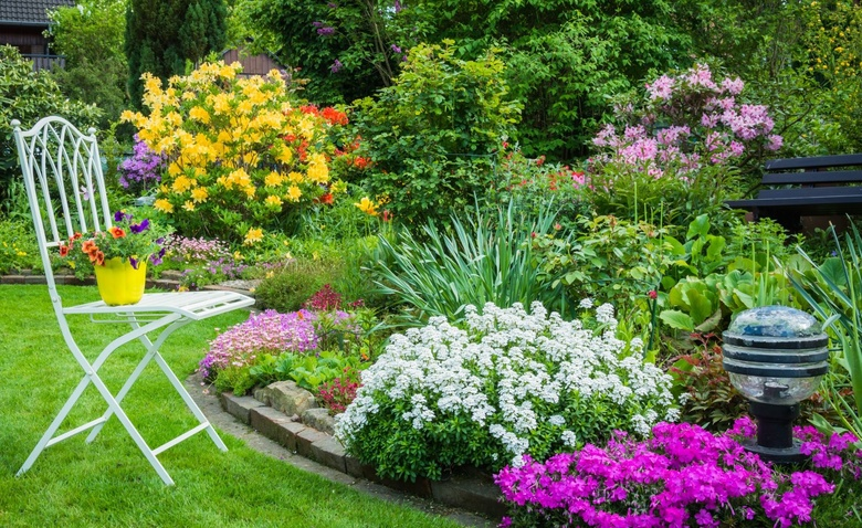 Секреты красивого сада