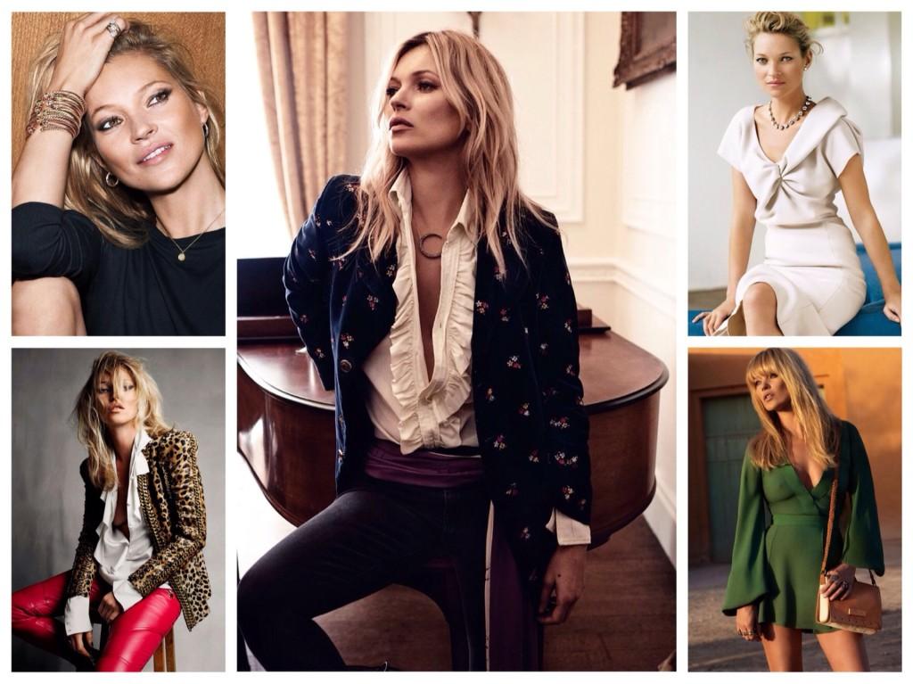 Кейт Мосс: стильная смелость