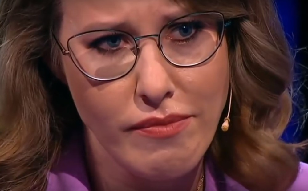 """Шоу""""Собчак слезам не верит"""" вызывает подозрения в нравственности"""
