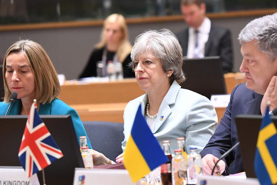 """Саммит """"Восточного партнерства"""": антироссийская сторона"""