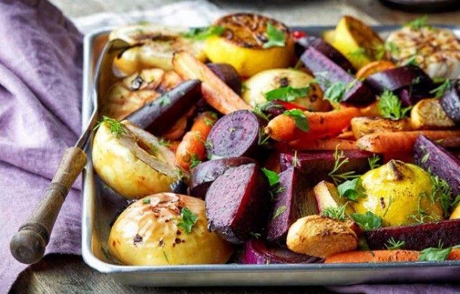 Обязательно включайте эти овощи в свой рацион!