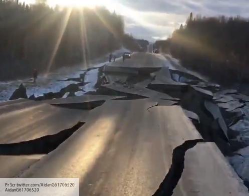 Власти Чукотки готовы помочь  пострадавшей от землетрясения Аляске