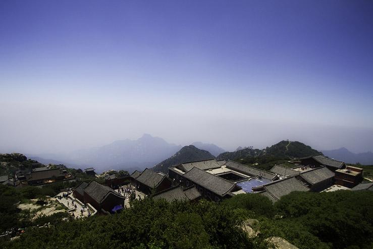 Тайшань, Китай
