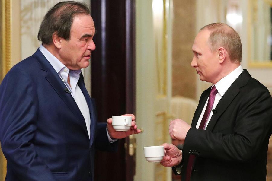 Вы фильм про Путина смотреть будете?