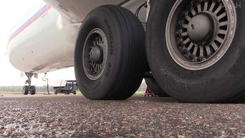 Самолет «Аэрофлота» аварийно…