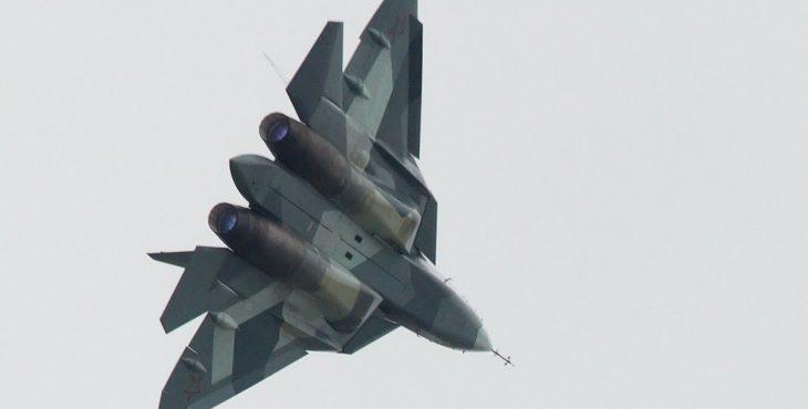 «У НАТО проблемы»: западные СМИ обеспокоены отсутствием у Запада конкурентов Су-57