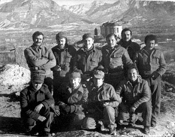Какие задачи выполнял отряд КГБ специального назначения «Зенит»