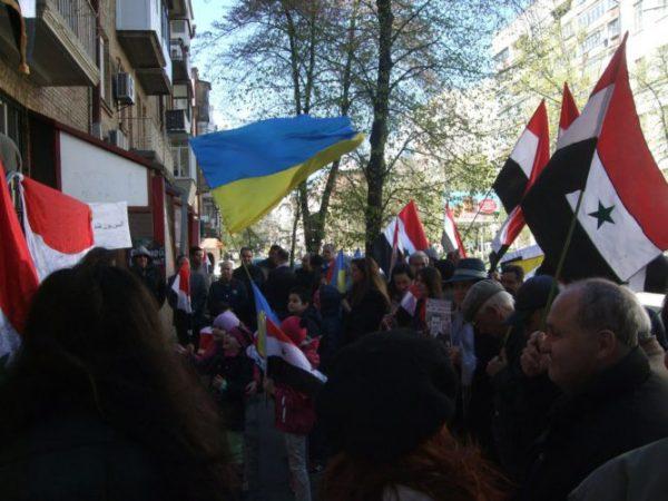 США к ответу! — в Киеве прош…