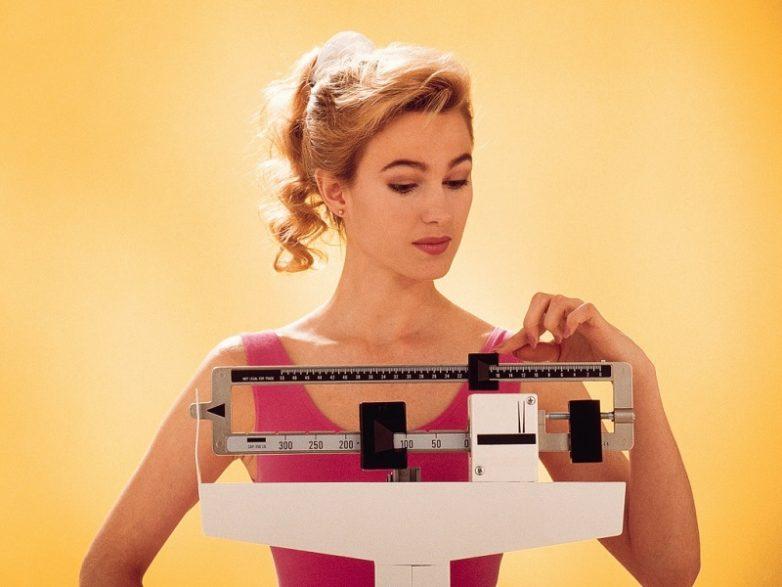 Ваше соотношение роста и веса
