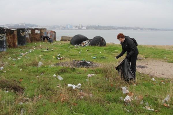 Севастополь должен быть чистый за 280 млн рублей – появился единственный уборщик